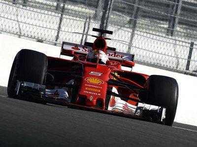 Sebastian Vettel rompe la hegemonía de Mercedes en clasificación