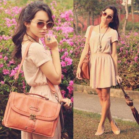 Shopping: color y alegría en tus vestidos de otoño
