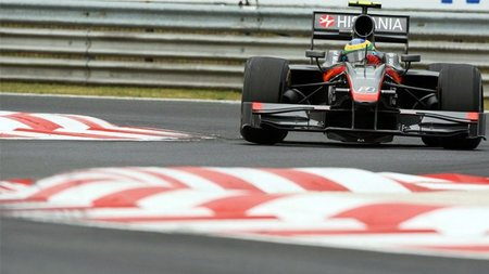 GP de Hungría de Fórmula 1: Hispania Racing F1 Team recupera la dignidad en carrera