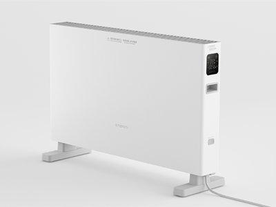Xiaomi lanza un radiador económico que integra conectividad Wi-Fi para poder controlarlo a distancia