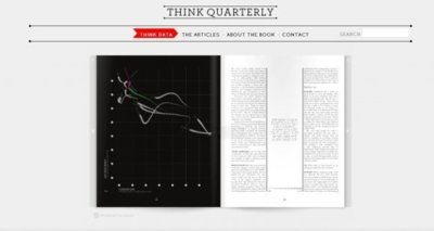 Google entra en el mundo de las revistas digitales con Think Quarterly