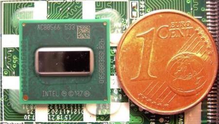 Intel Atom Z525