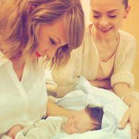 Taylor Swift ya presume de ahijado