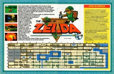 Zelda Guia