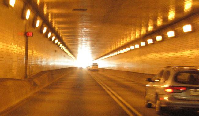 Tunel Fort Pitt