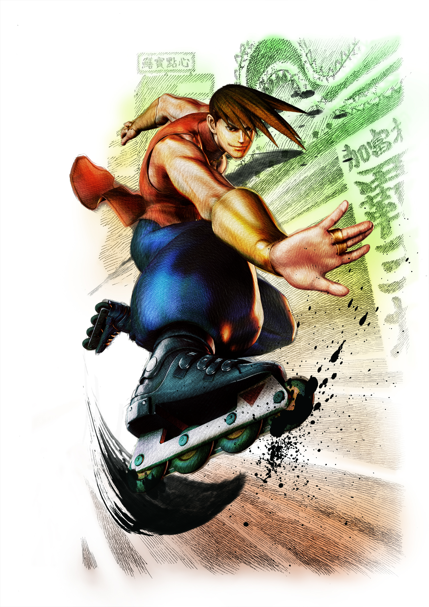 Foto de Super Street Fighter IV Arcade Edition [Abril 2011] (12/16)
