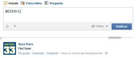 Un extraño bug de Facebook devuelve nombres de usuarios a partir de cadenas de números aleatorias