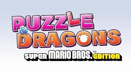 GungHo y Nintendo se alían para traer Puzzle & Dragons: Super Mario Bros. Edition