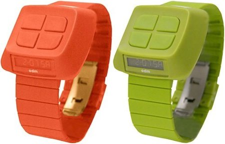 Relojes ODM Reverse Double Digital