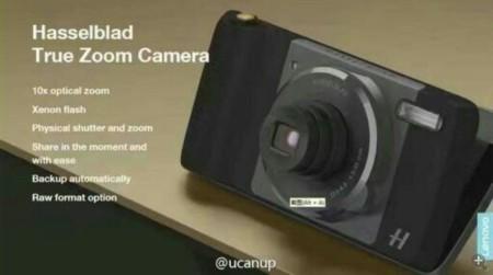 Hasselblad True Zoom Camera Motomod Moto Z