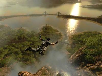 'Just Cause 2', espectacular galería de imágenes [E3 2009]