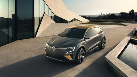 Renault Mégane Electric 2021