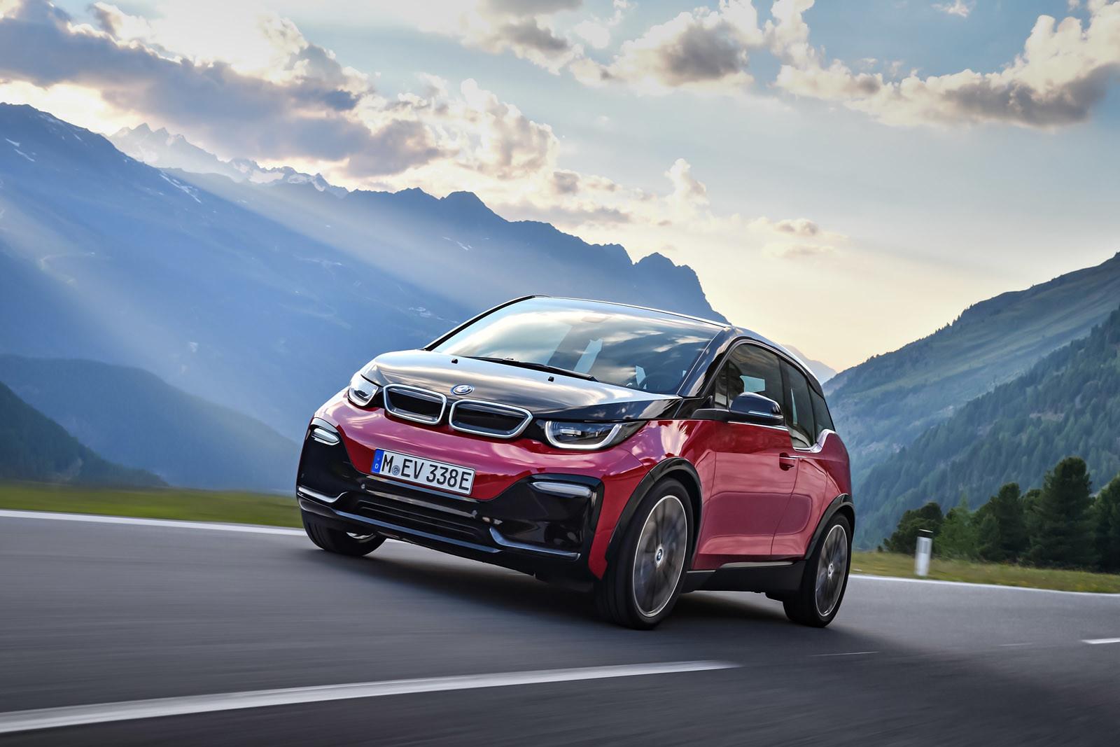 Foto de BMW i3 y i3s 2018 (65/139)