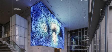 Virtual Depictions: esculturas tecnológicas enfocadas al vanguardismo arquitectónico en San Francisco
