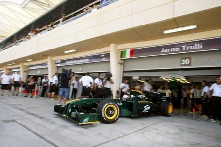 Jarno Trulli quiere que Lotus mejore respecto a la temporada pasada