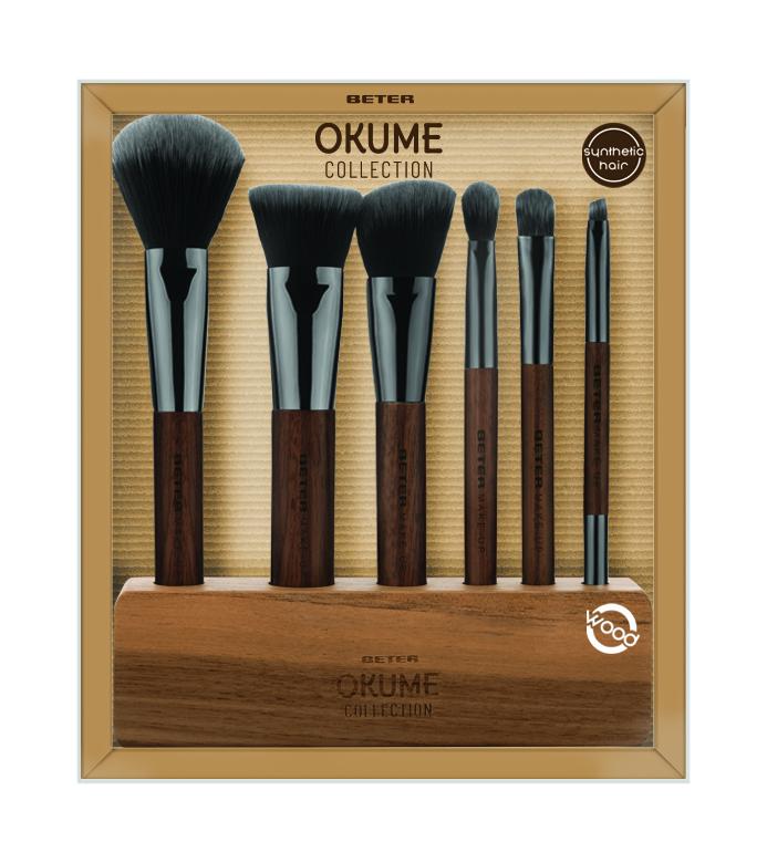 Set Brochas Collection Okume