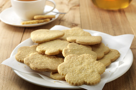 Receta de galletas caseras con margarina