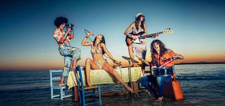 Rebajas en Desigual, con descuentos del 50% en leggings, vestidos, camisetas o faldas a partir de 19 euros