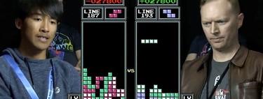 Hemos vivido en Twitch la Classic World Tetris Championship como si fuera el gol de Iniesta