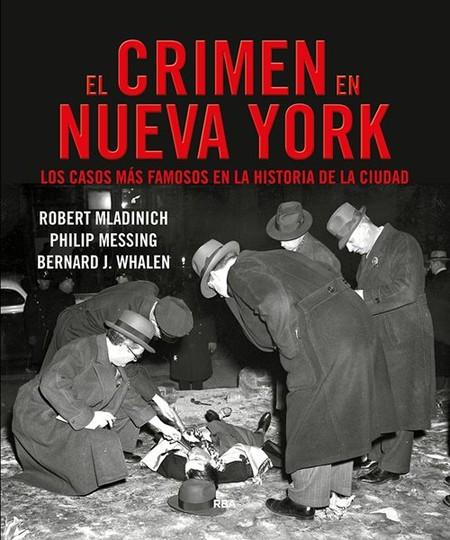 El Crimen En Nueva York libro
