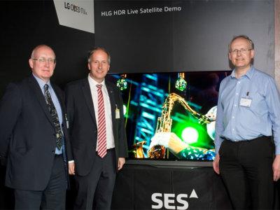 Hybrid Log-Gamma, el nuevo formato de HDR que complementará a Dolby Vision y HDR10