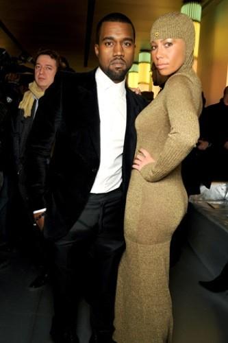 Los looks de Kanye West en la Semana de la Moda de París