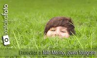 Entrevista a Nilo Merino, joven fotógrafo
