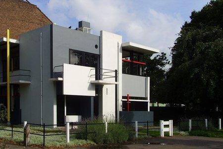 Casa schroder - Gerrit Rietveld