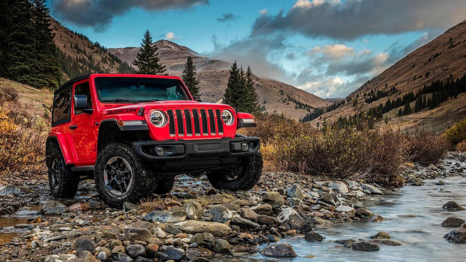 Foto de Jeep Wrangler 2018 (22/51)