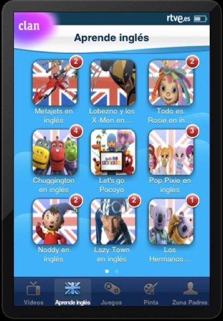 Clan se gana un premio por su aplicación para móviles