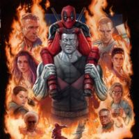 'Deadpool', cartelazo para IMAX y la cuenta atrás del superhéroe más gamberro de Marvel