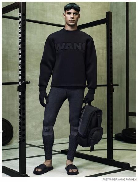 Ya ha llegado, ya la tenemos entre nosotros: con todos ustedes, la colección de Alexander Wang para H&M