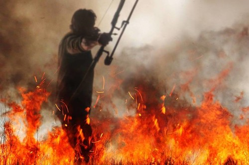 'Rambo: Last Blood' funciona mejor cuando juega a 'Solo en casa' gore que en su vaga reflexión del trauma