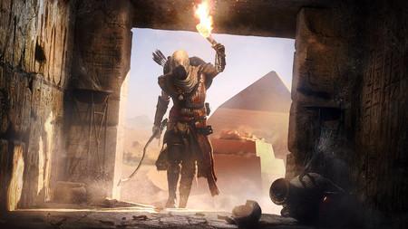 Assassin's Creed Origins: Bayek despliega sus habilidades de rastreo, infiltración y combate en un gameplay de casi 20 minutos