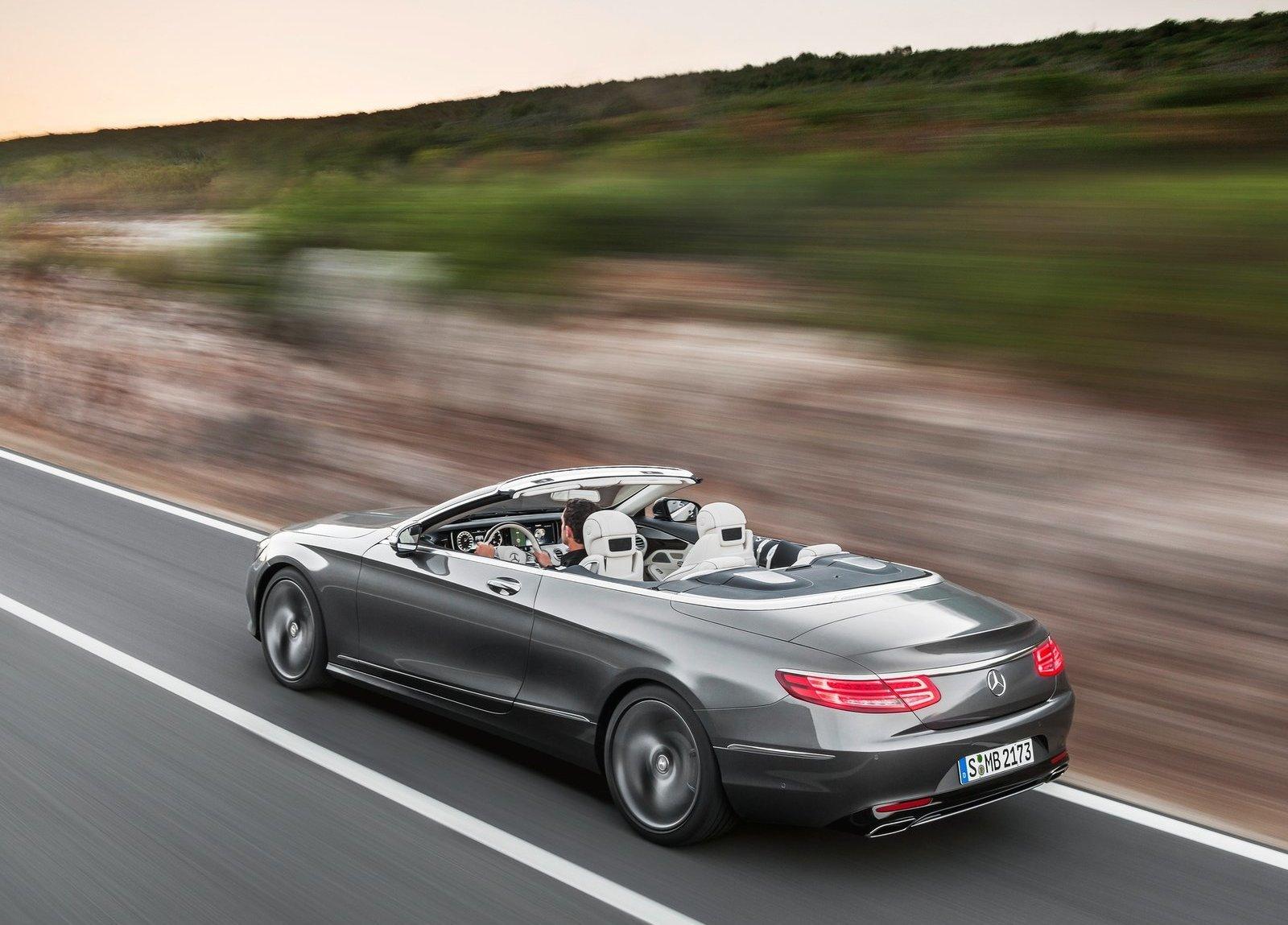 Foto de Mercedes-Benz Clase S Cabriolet (15/38)