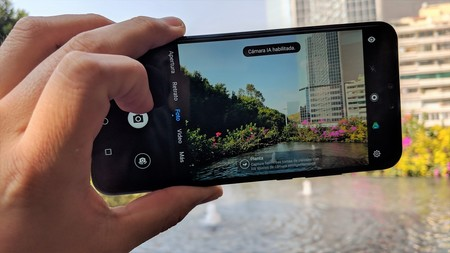 Huawei Y9 Primeras Impresiones Camara Ai