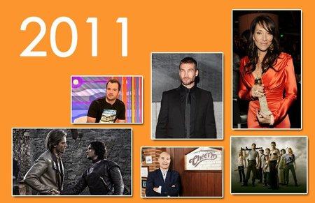 2011: Un repaso al año televisivo a través de los titulares