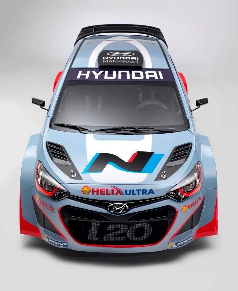 Foto de Hyundai Shell World Rally Team (10/22)