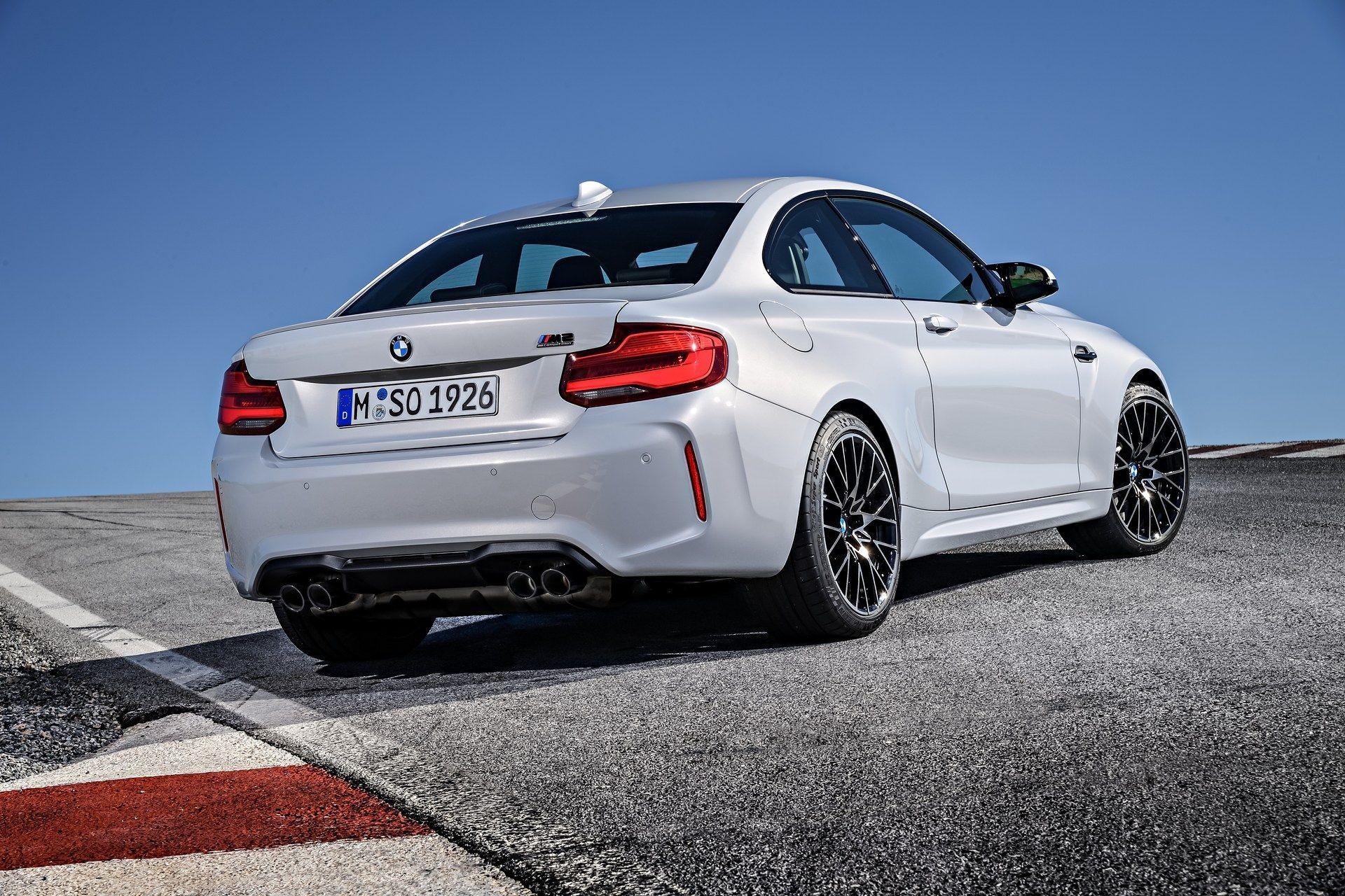 Foto de BMW M2 Competition (18/47)