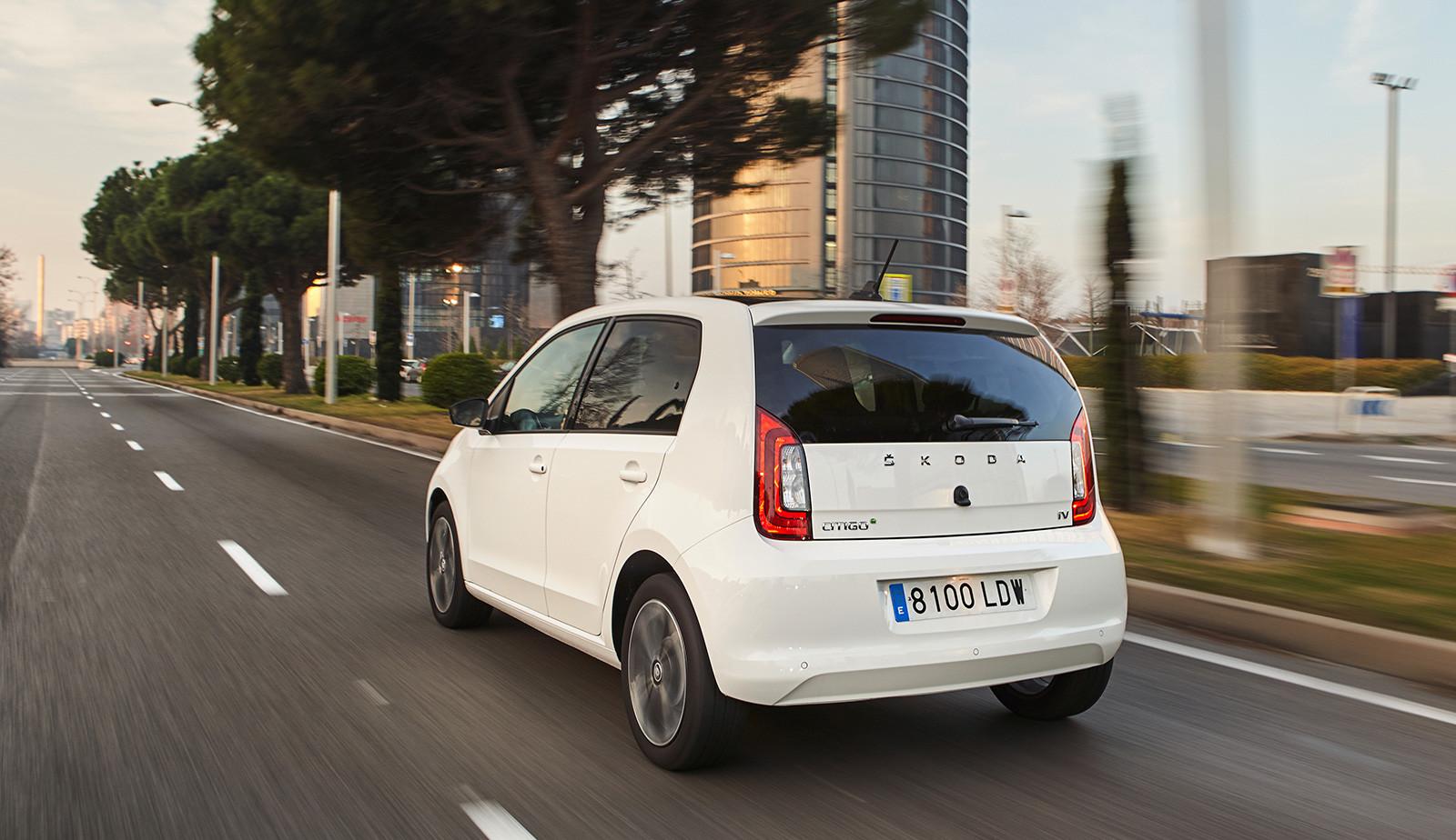 Foto de Škoda CITIGOe iV, a prueba (10/23)