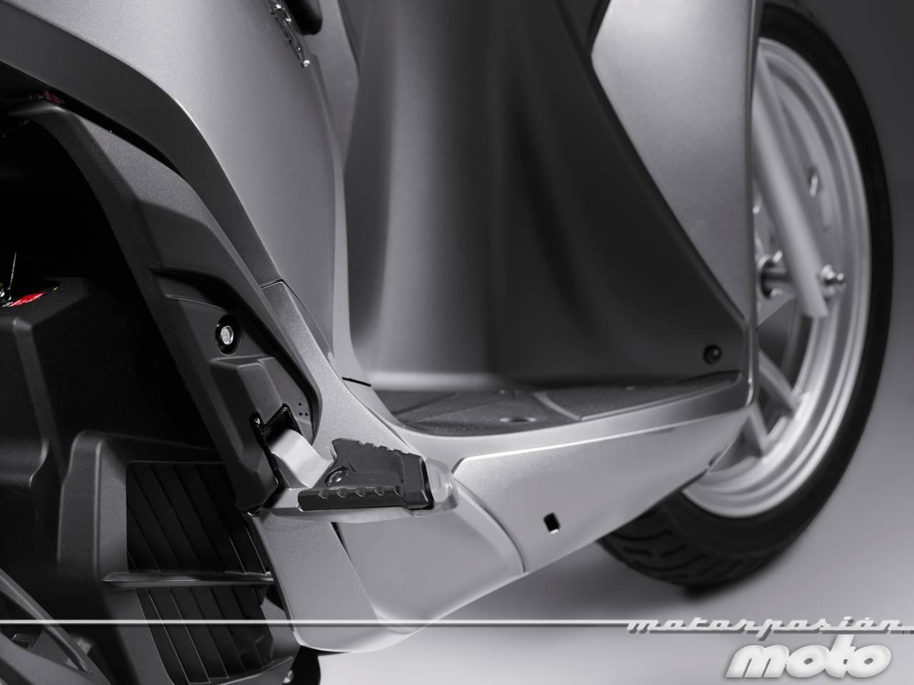 Foto de Honda Scoopy SH125i 2013, prueba (valoración, galería y ficha técnica)  - Fotos Detalles (58/81)