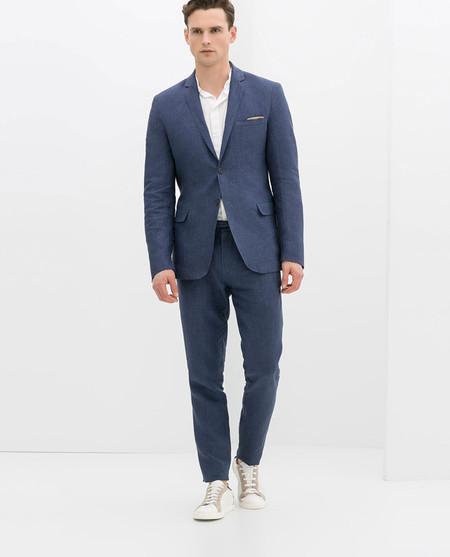 Zara Americana lino moda