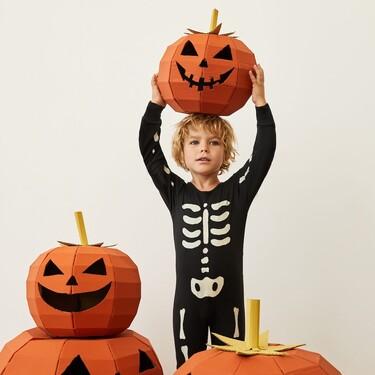Halloween 2020 se celebra en casa y Mango Kids lo sabe: la firma viste la fiesta más terrorífica del año con estos adorables diseños