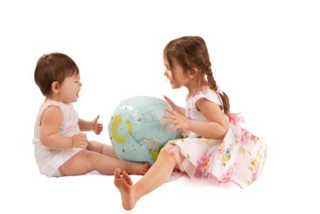 Felicidad de los niños en el mundo