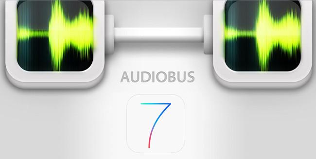 iOS 7 Audiobus