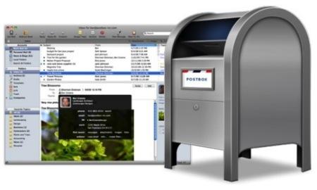 Postbox se actualiza y se integra todavía más con Mac OS X