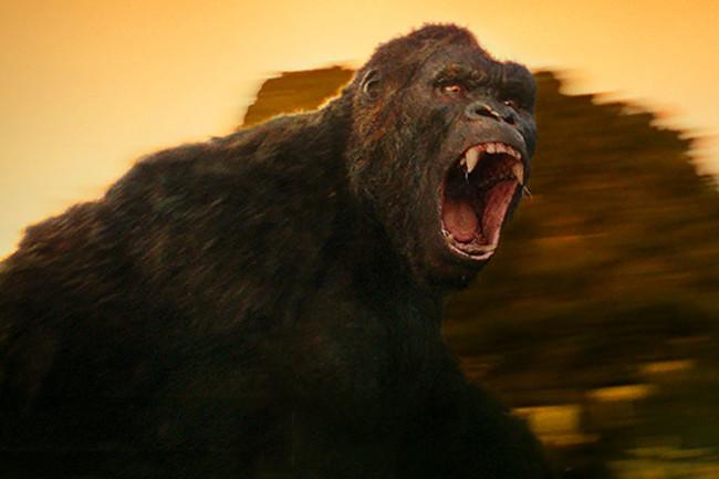 El nuevo King Kong