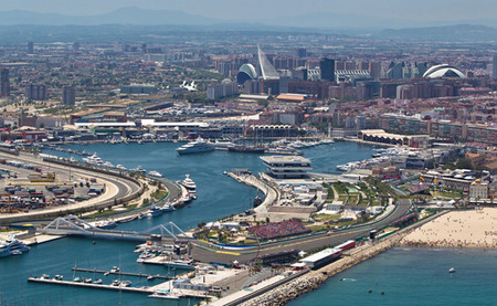 El retorno de la Fórmula 1 a Valencia en 2014 no está claro