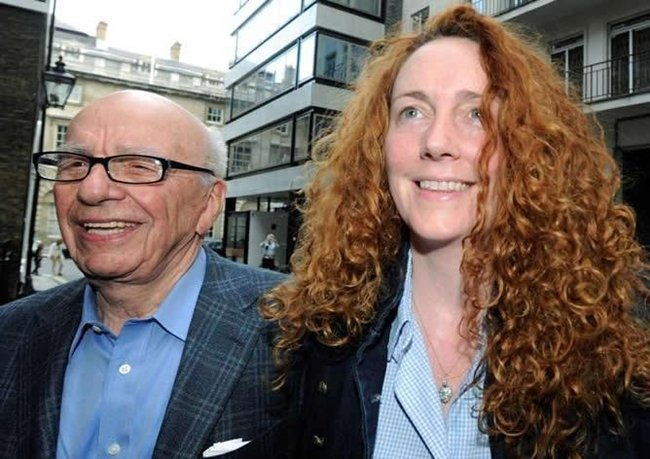 Murdoch-Rebekah Brooks