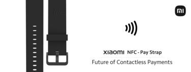 Xiaomi NFC Pay Strap: así es la correa para emitir pagos con cualquier reloj